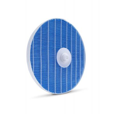 Philips luchtfilter: NanoCloud-bevochtigingsfilter FY3435/30 - Blauw, Wit
