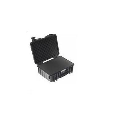 B&w apparatuurtas: Type 5000 - Zwart
