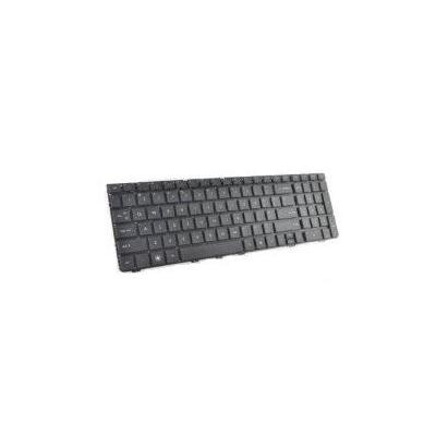 Hp toetsenbord: Replacement laptop keyboard for ProBook 650/645 G1 - Zwart