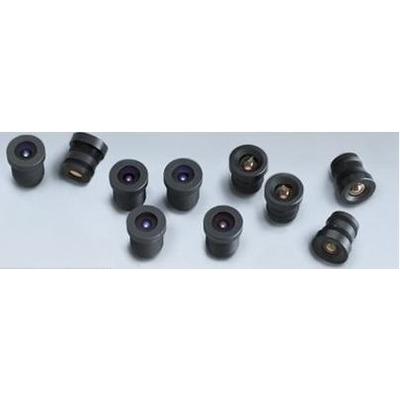 Axis Lens M12 MP 6mm 10 Pack Camera lens - Zwart