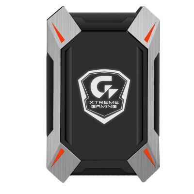 Gigabyte interfaceadapter: Xtreme Gaming SLI HB bridge, 1 slot/60 mm - Zwart, Grijs