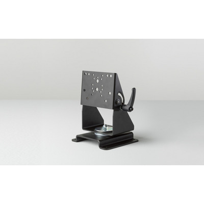 Gamber-Johnson Tall Tilt/Swivel Desktop Mount Montagekit - Zwart