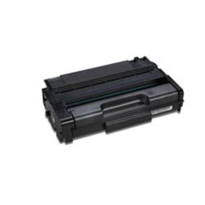 Ricoh High Yield Black Cartridge 5k Toner - Zwart