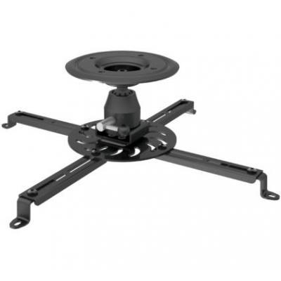 Sunne projector plafond&muur steun: PRO300SB - Zwart
