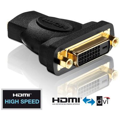 PureLink PureInstall PI045 Kabel adapter - Zwart