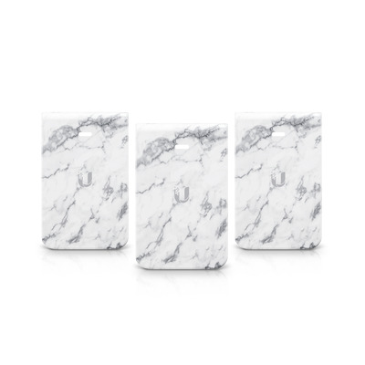Ubiquiti Networks Cover for UniFi In-Wall HD Access Point, Marble, 3-Pack - Marmerkleur