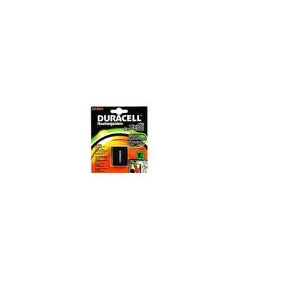 Duracell batterij: Digital Camera Battery 3.7v 900mAh - Zwart