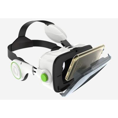 Hyper headset: BOBOVR Z4 Virtual Reality headset voor smartphones (iPhone en Android) - Zwart, Wit