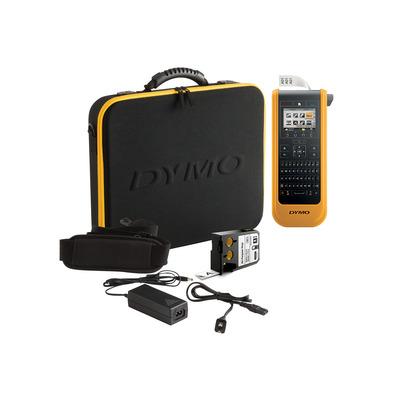 DYMO XTL 300 Kit - QWERTZ Labelprinter - Zwart, Geel