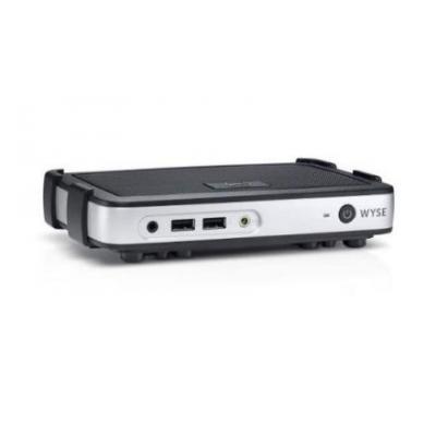 Dell Wyse 5030 thin client - Zwart, Grijs