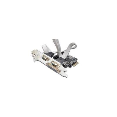 Microconnect 1 port Parallel, 2 port Serial Interfaceadapter