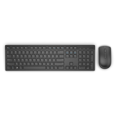 DELL KM636 - QWERTY toetsenbord - Zwart