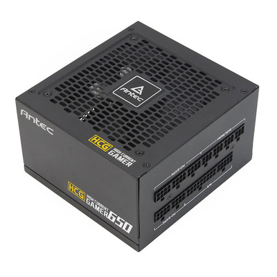 Antec HCG650 Power supply unit - Zwart