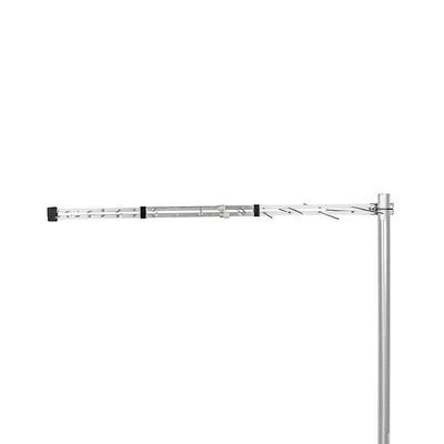 Nedis ANORUV80ME Antenne - Zilver,Zwart