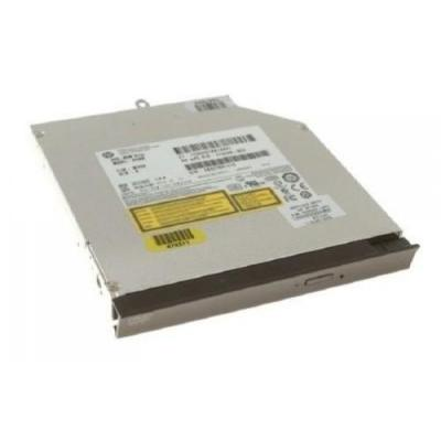 HP DVD-ROM drive - SATA interface, 12.7mm tray load - Includes bezel brander