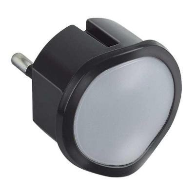 C2g : Dimmable Night Lamp, Black - Zwart