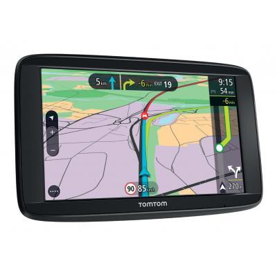 Tomtom navigatie: VIA 52 - Zwart