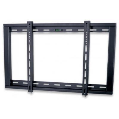 "Techly 32-60"" Wall Bracket for LED LCD TV Fixed"" ICA-PLB 104B Montagehaak - Zwart"