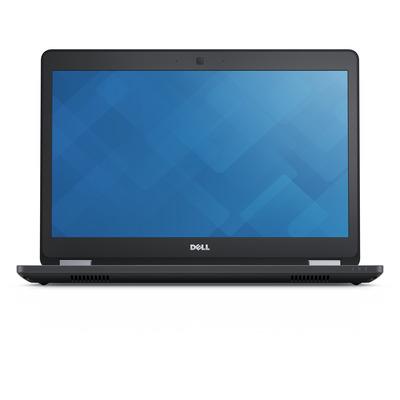 DELL Latitude E5470 Laptop - Zwart - Refurbished B-Grade