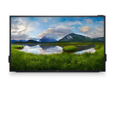 DELL C8618QT Touchscreen monitor - Zwart, Zilver