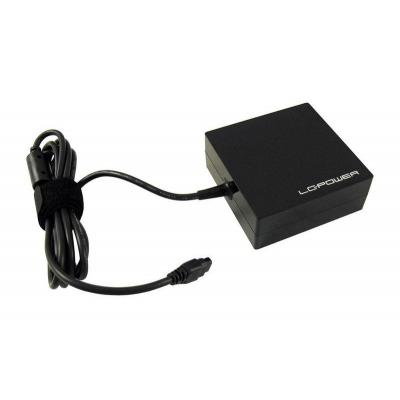 LC-Power 90 - 264 V, 50 - 60 Hz, 90 W, 519 g Netvoeding - Zwart