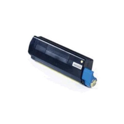 Olivetti B0490 - Waste, 30.000 pages, Black Toner - Zwart