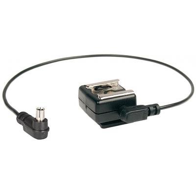 Kaiser camera flits accessoire: Flash Shoe Adapter - Zwart