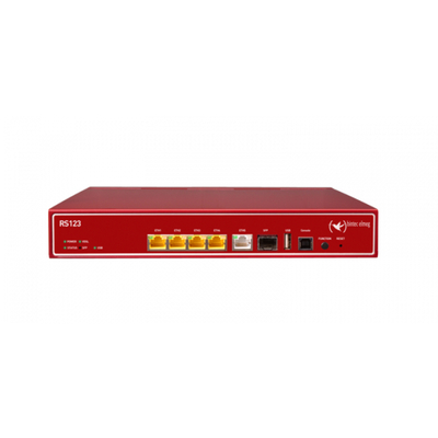 Bintec-elmeg RS123 Router - Rood