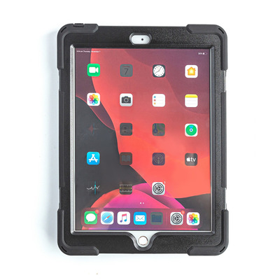 Tech air Classic pro, 10.2″, iPad (2019 + 2020), Rugged, Black Tablet case