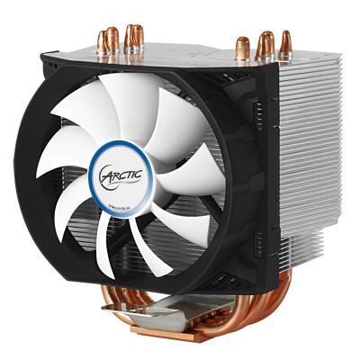 Arctic Hardware koeling: Freezer 13 - Multi-Compatible Tower CPU Cooler - Aluminium, Zilver