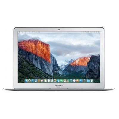 Apple laptop: MacBook Air 13.3'' 8GB RAM 256GB flash Silver - Zilver