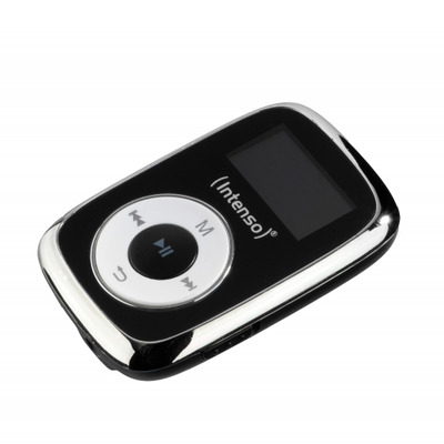 Intenso MP3 speler: Music Mover - Zwart