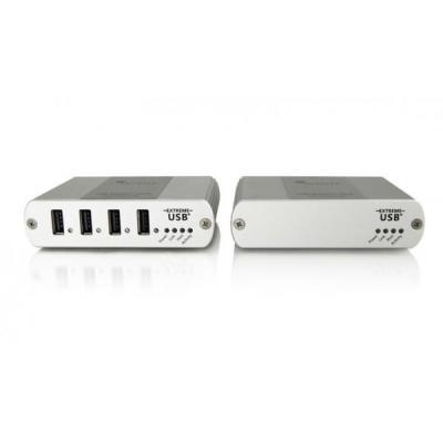 Baaske Medical USB 2 Isolator STD 2224 UK Console extender - Zilver
