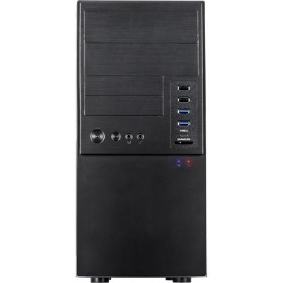 Inter-Tech IT-6865 Behuizing - Zwart