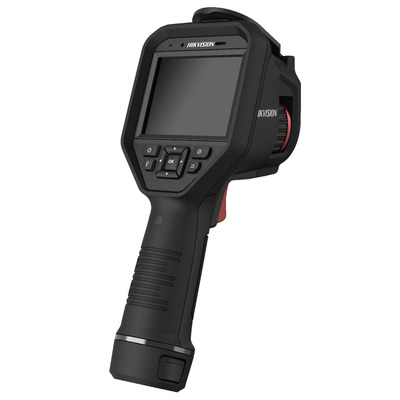 Hikvision Digital Technology DS-2TP21B-6AVF/W - Zwart