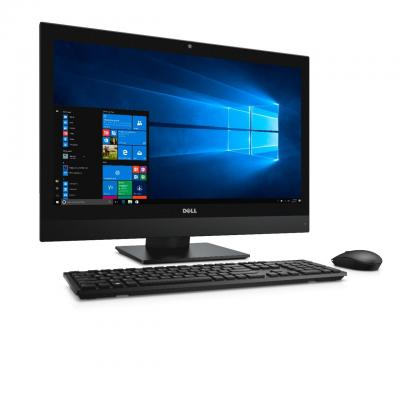 Dell all-in-one pc: OptiPlex 7450 - Zwart