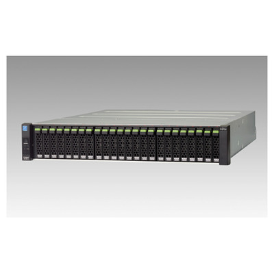 Fujitsu DX100 S4 BASE ENCL 3.5 CM X1 SAN - Zwart