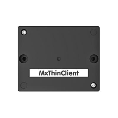 Mobotix MxThinClient Thin client - Zwart