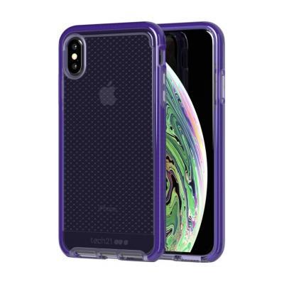 Tech21 Evo Check Mobile phone case - Violet