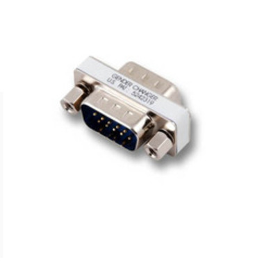 Microconnect HD15, F/M Kabel adapter - Zilver