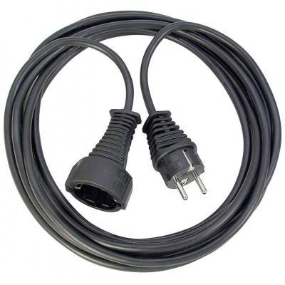 Brennenstuhl electriciteitssnoer: BN-EXT02 - Zwart