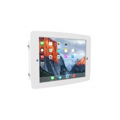 Maclocks : iPad Pro 12.9, White, metal enclosure - Wit