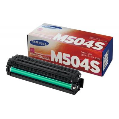 Samsung CLT-M504S cartridge