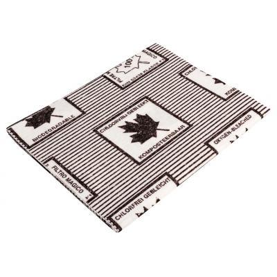 Hq afzuigkapaccessoire: Universal cooker hood grease filter 114 x 47 cm - Zwart, Wit