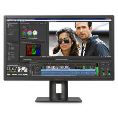 Hp monitor: DreamColor Z32x - 31.5'' - Zwart
