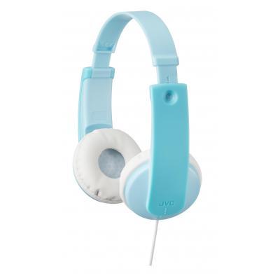 Jvc koptelefoon: Hoofdtelefoon voor kinderen - Blauw