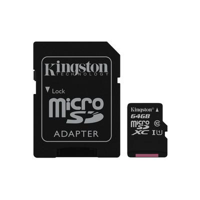 Kingston Technology SDCS/64GB flashgeheugen
