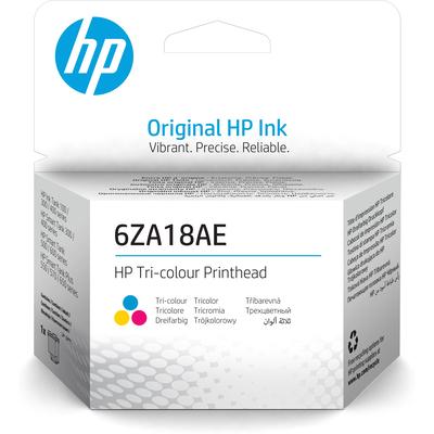 HP driekleuren Printkop - Cyaan, Magenta, Geel
