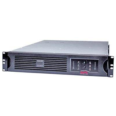 APC Smart UPS 3000VA 230V RM 2U UPS - Zwart