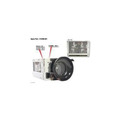 HP POWER SUPPLY,499W, HOTPLUG product
